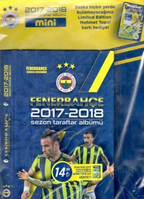Fenerbahçe 2017-2018 Sezon Taraftar Albümü