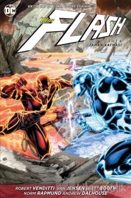 Flash Cilt 6 Zaman Kayması Robert Venditti