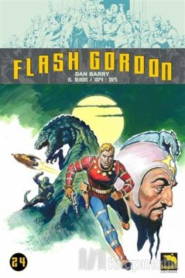 Flash Gordon 24. Cilt