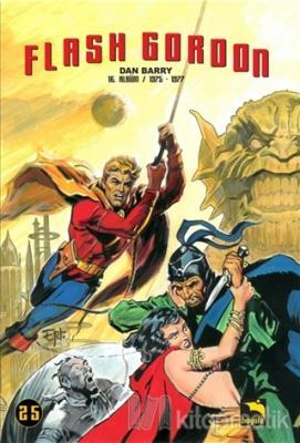 Flash Gordon 25. Cilt