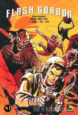 Flash Gordon 41. Cilt