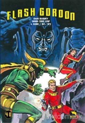 Flash Gordon Cilt 40 Dan Barry
