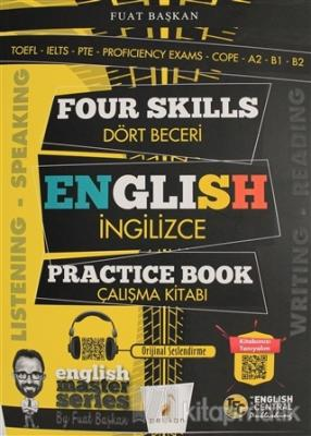 Four Skills English Practice Book
