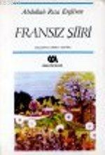 Fransız Şiiri Abdullah Rıza Ergüven