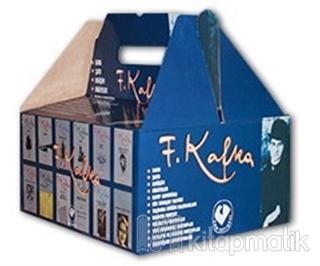 Franz Kafka Bütün Eserleri (12 Kitap Takım)
