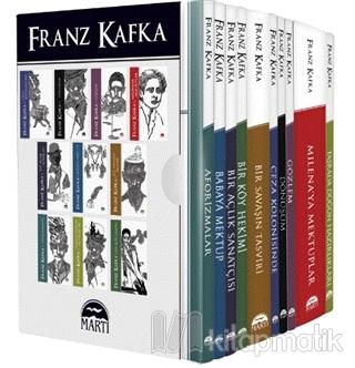 Franz Kafka Set (10 Kitap Takım) Franz Kafka