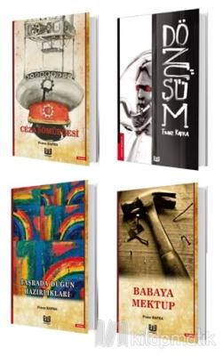 Franz Kafka Seti (4 Kitap Takım) Franz Kafka
