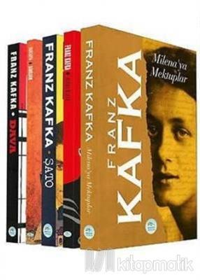Franz Kafka Seti (5 Kitap Takım) Franz Kafka