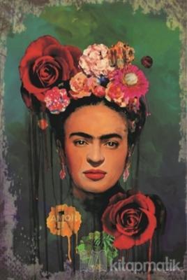 Frida Kahlo Yeşil