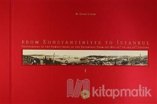 From Konstantiniyye To İstanbul (2 Cilt Takım) (Ciltli)