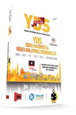 YDS Altın Seri Soru Hazinesi ve Video Anlatımlı Denemeler