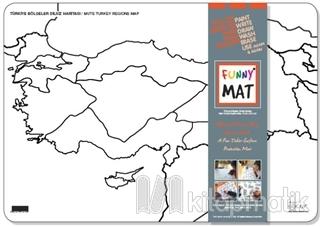 Funny Mat - Türkiye Bölgeler Dilsiz Haritası