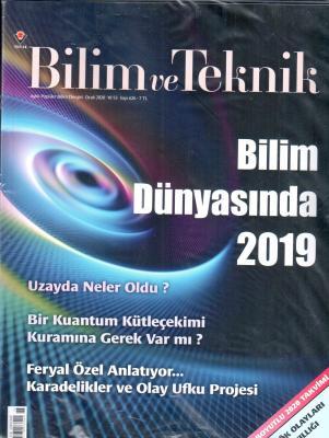 Bilim ve Teknik Dergisi Sayı: 626 Ocak 2020
