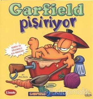 Garfield Pişiriyor