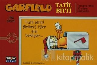 Garfield Tatil Bitti Jim Davis