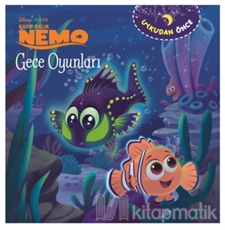Gece Oyunları - Uykudan Önce Kayıp Balık Nemo