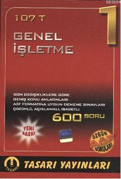 Genel İşletme 1 (AÖF 107T)