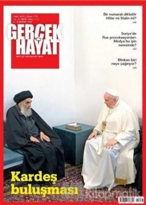 Gerçek Hayat Dergisi 15-21 Sayı: 1061 Mart 2021 Kolektif