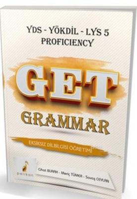 Get Grammar Eksiksiz Dil Bilgisi Öğretimi