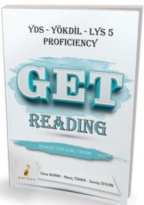 Get Reading Eksiksiz Tüm Soru Tipleri