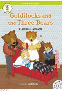 Goldilocks and the Three Bears +CD (eCR Level 3)
