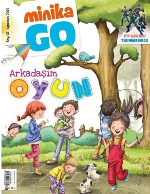 Minika Go Dergisi Sayı: 32 Ağustos  2019