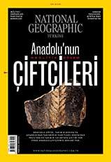 National Geographic Türkiye Dergisi Ağustos 2019