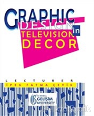 Graphic Design in Television Decor