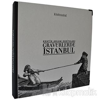 Gravürlerde İstanbul (Ciltli)