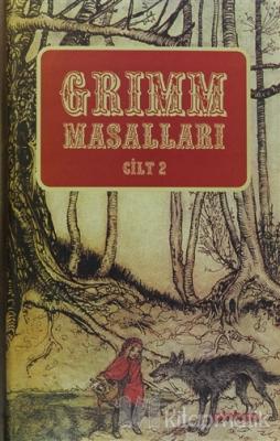 Grimm Masalları Cilt: 2 (Ciltli)
