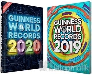 Guinness World Records 2019-2020 (2 Kitap Takım) (Ciltli)