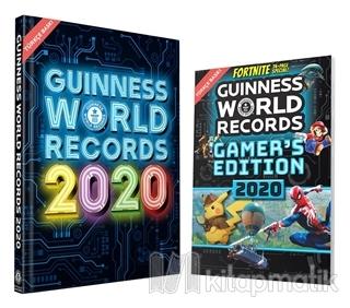 Guinness World Records 2020 (2 Kitap Takım) (Ciltli)