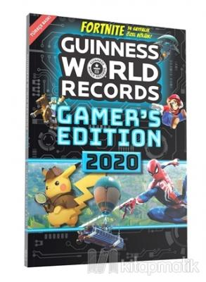 Guinness World Records Gamer's Edition 2020 (Türkçe)
