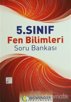 Güvender - 5. Sınıf Fen Bilimleri Soru Bankası