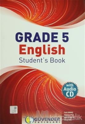 Güvender - Grade 5 English Students book
