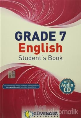 Güvender Grade 7 English Student's Book