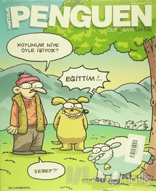 Haftalık Penguen Dergisi Cilt: 42 Sayı: 534-546