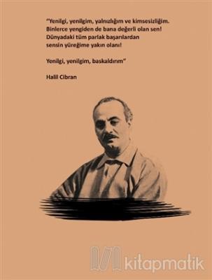 Halil Cibran - Ciltli Defter