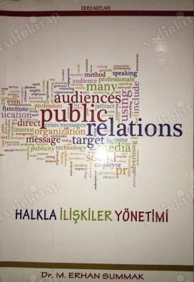Halkla İlişkiler Yönetimi