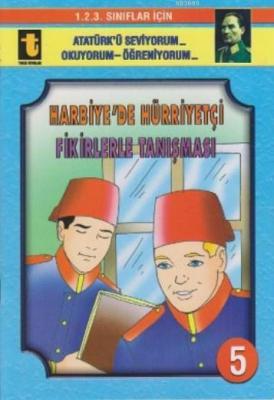 Harbiye'de Hürriyetçi Fikirlerle Tanışması (Eğik El Yazısı)