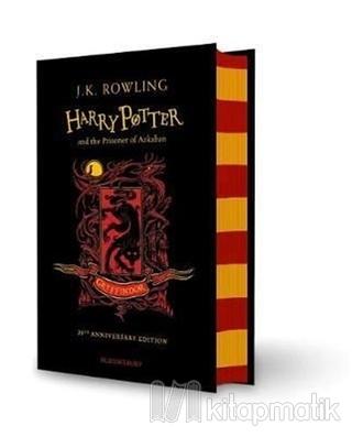 Harry Potter and the Prisoner of Azkaban - Gryffindor Edition (Ciltli)