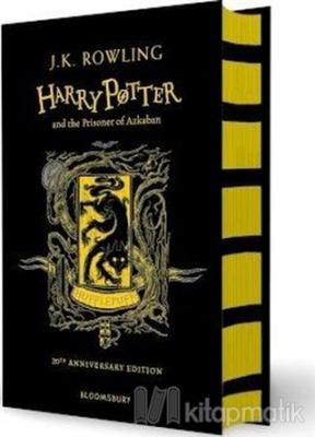 Harry Potter and the Prisoner of Azkaban - Hufflepuff Edition (Ciltli)