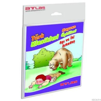 Hayvan Öyküleri Hikaye Serisi-Türk Klasikleri