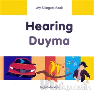 Hearing - Duyma - My Lingual Book (Ciltli)
