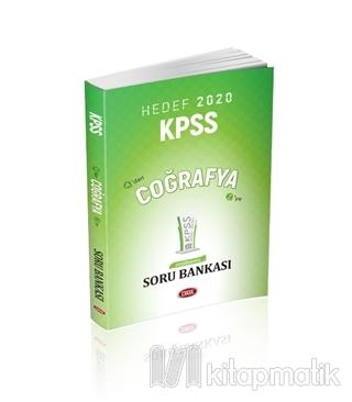 Hedef 2020 KPSS Coğrafya Soru Bankası
