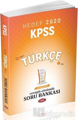 Hedef 2020 KPSS Türkçe Konu Anlatımlı