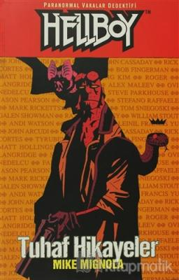 Hellboy  - Tuhaf Hikayeler