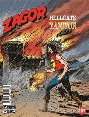 Hellgate Yanıyor - Zagor Sayı 207
