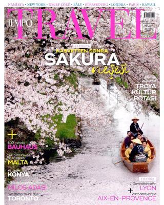 Tempo Travel Dergisi Sayı: 40 İlkbahar 2019