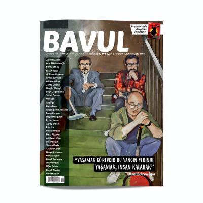 Bavul Dergisi Sayı: 46 Temmuz 2019
